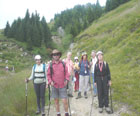 Excursion In Romanian mountains